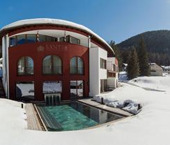 Hotel Santer Winterurlaub in Toblach