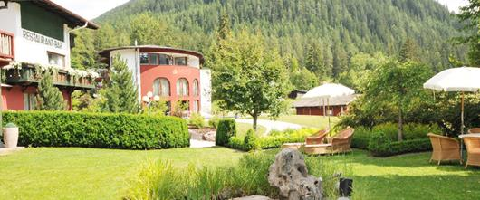 Hotel Santer Toblach summer vacation