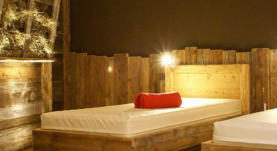 Hotel Santer Wasserbett Wellness in Toblach